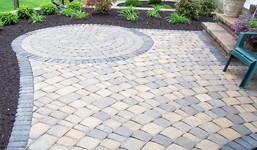 Interlock Concrete Layers
